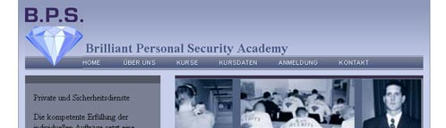 B.P.S. Personal Security Academy